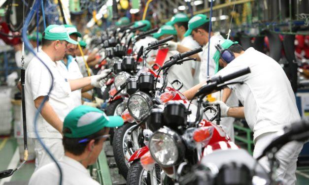 Varejo de motos cresceu 15% e ultrapassou 1 milhão de unidades