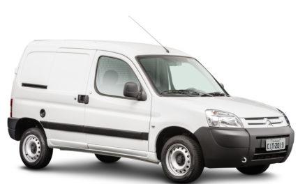 Citroën faz pré-estreia do furgão Berlingo