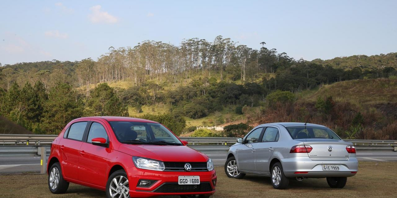 VW convoca recall de veículos Gol e Voyage