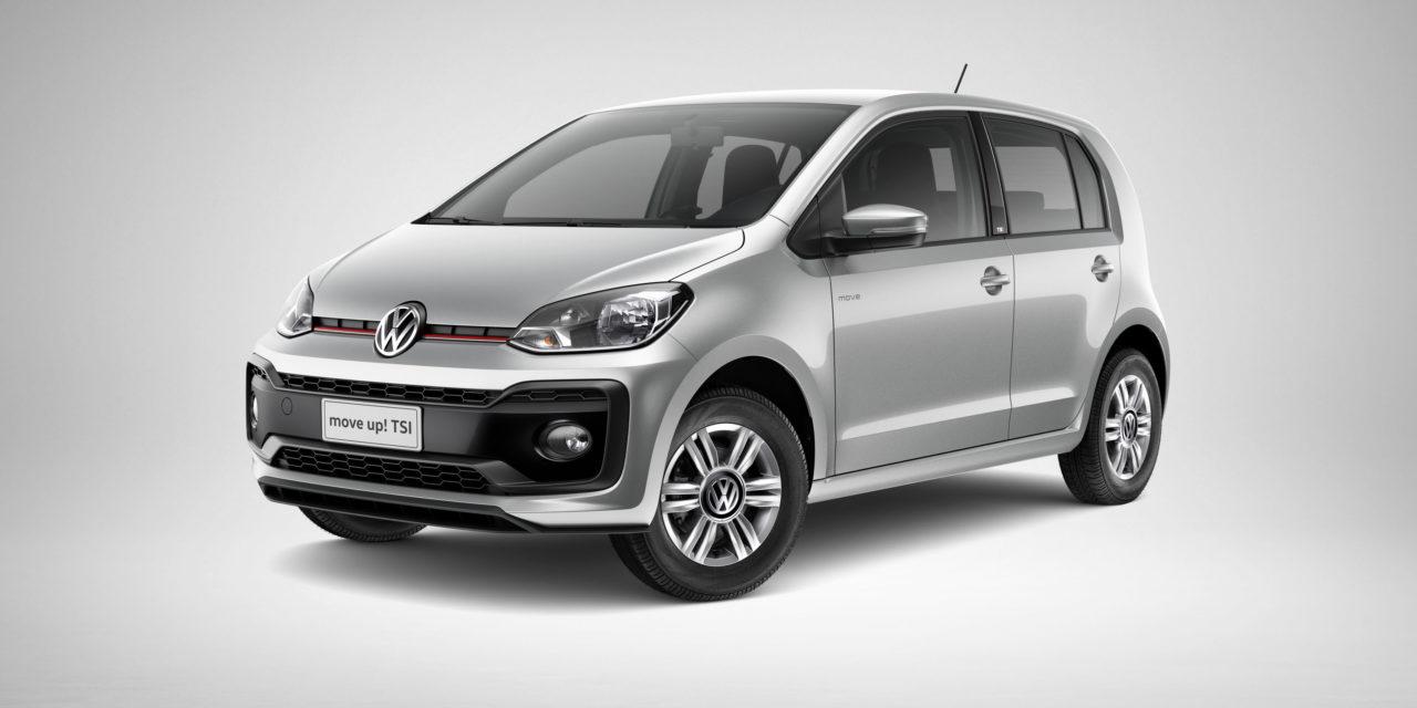 VW lança linha 2019 de cinco modelos