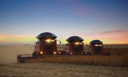 Case IH exporta colheitadeiras para a Austrália