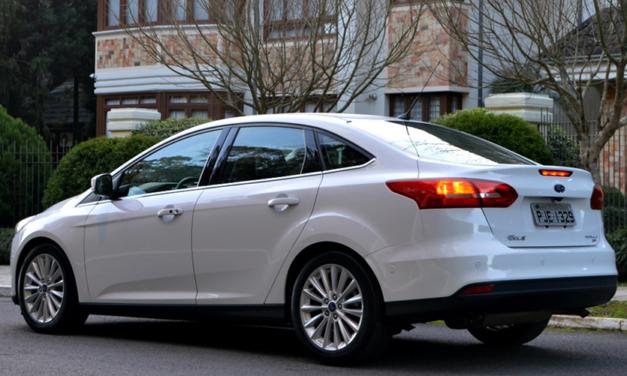 Ford reposiciona preços do Focus