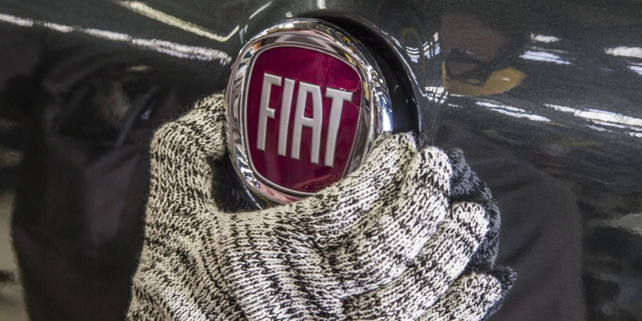 """Fiat tem maior nota na pesquisa """"Mais Valor Produzido"""""""