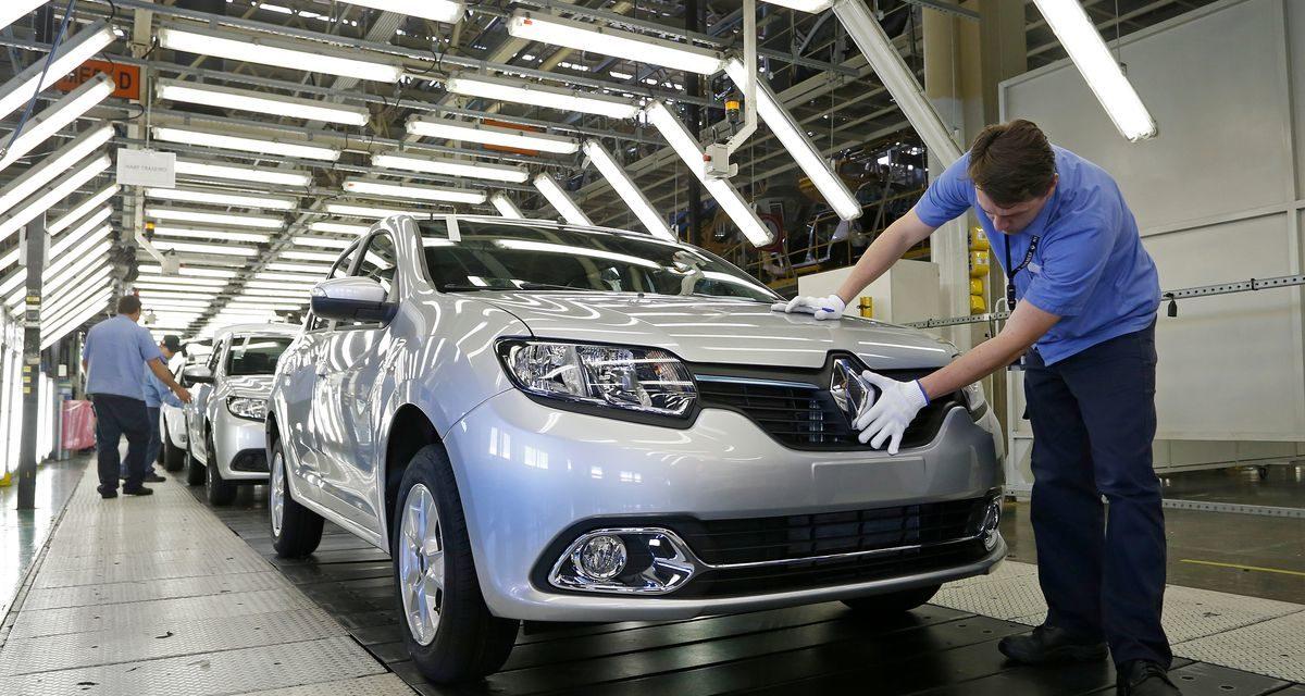 Renault se consolida como a quarta marca mais vendida