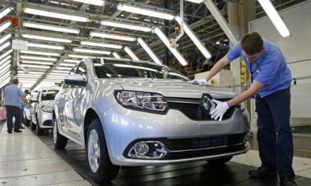 Renault apura recorde de vendas no semestre