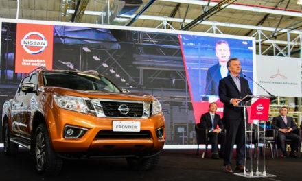 Com Frontier, Nissan inicia operações na Argentina