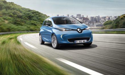 Renault duplicará produção do elétrico Zoe na Europa