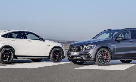 SUVs da Mercedes chegam a 100 km/h em menos de 4 segundos