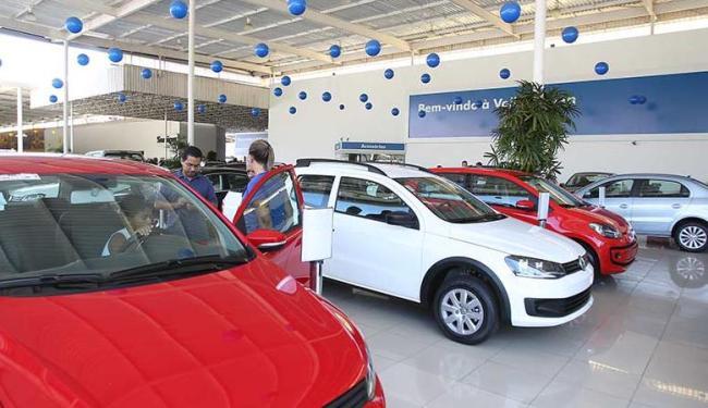 Mercado de veículos começa o ano com alta de 10,2%