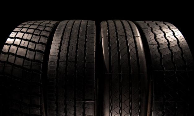 Indústria de pneus supera vendas de setembro de 2019