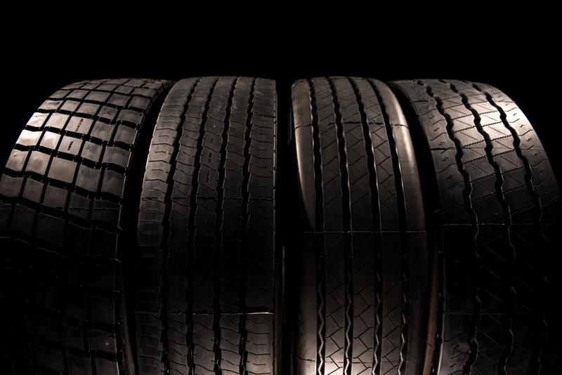Vendas de pneus avançam 2,3% no primeiro semestre