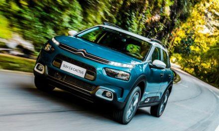 Em um mês, Citroën já negociou oitocentos C4 Cactus