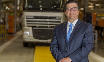 DAF anuncia novo presidente para a operação brasileira