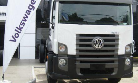 Caminhões VW chegam à Guatemala
