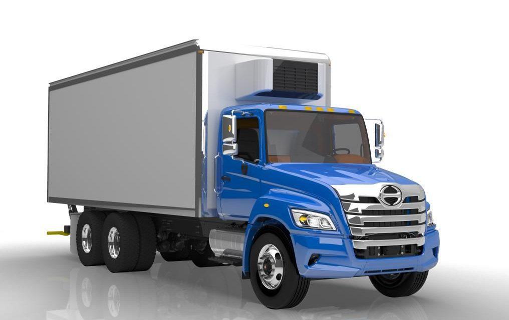 Wabco fornecerá sistemas para a Hino Trucks
