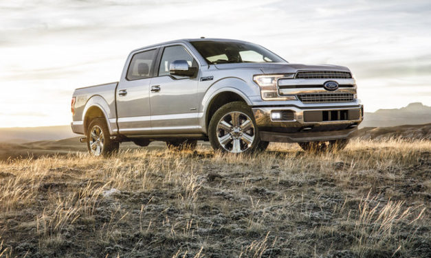 Ford Série F segue como o veículo mais vendido no mundo