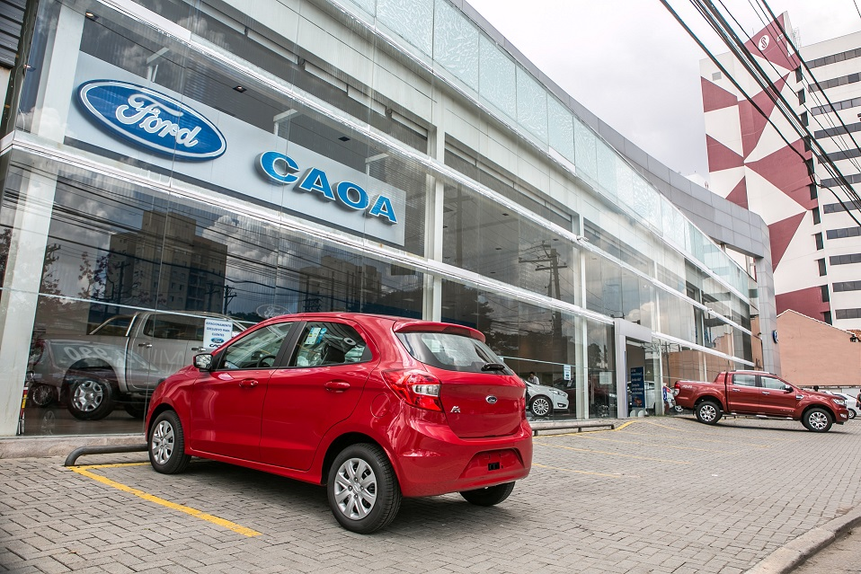 Vendas diárias na primeira quinzena superam 10,4 mil veículos
