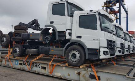 Sinal trocado nas exportações de veículos em 2018