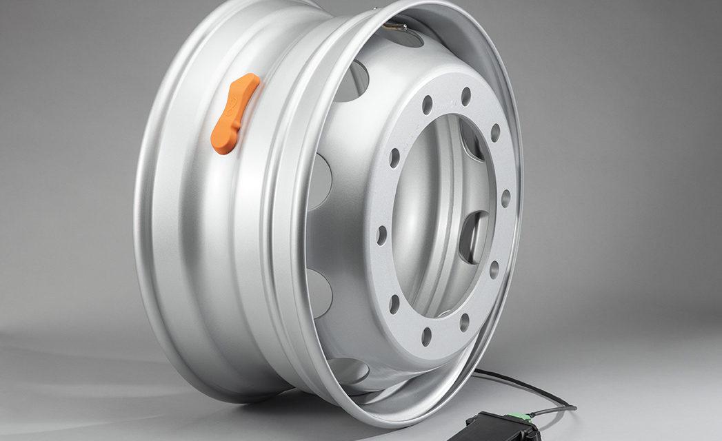 Maxion Wheels desenvolve roda conectada
