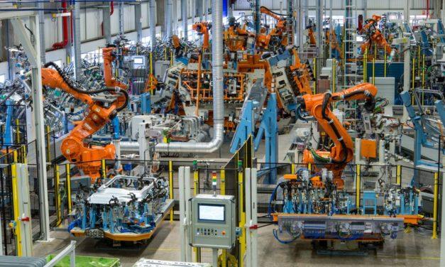 Scania inaugura fábrica de solda a laser de cabines