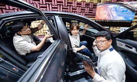 Sistema da Kia permite som individual no carro