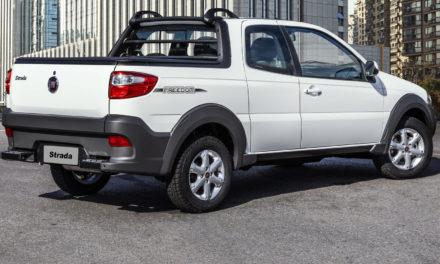 Fiat Strada 2019 ganha nova versão cabine dupla