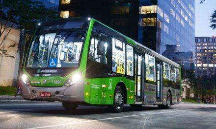 Volvo entrega 110 ônibus para a Viação Santa Brígida