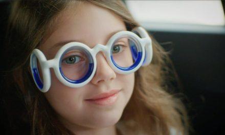 Seetroën, óculos da Citroën para eliminar o enjoo