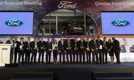 Ford premia seus melhores fornecedores