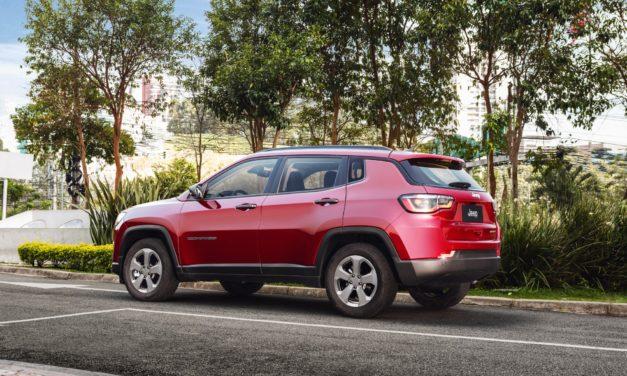SUVs e hatches pequenos continuam ganhando mercado
