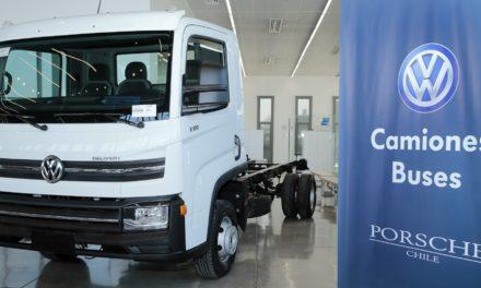 Delivery 6.160 começa a ser vendido na Argentina e no Chile