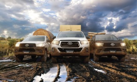 Com linha 2019, Toyota quer ampliar em 15% as vendas da Hilux