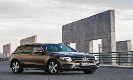 Mercedes-Benz estabelece recorde de vendas globais no ano