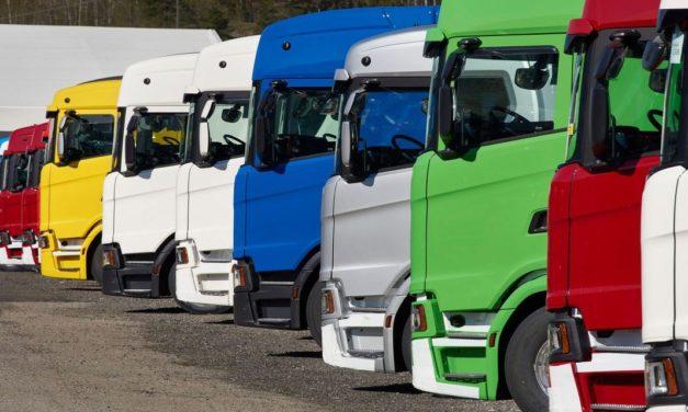 Demanda por veículos comerciais na Europa cai 35% no semestre
