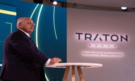 Grupo Traton: nasce uma potência em transporte.