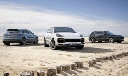 Terceira geração do Porsche Cayenne custa a partir de R$ 431 mil