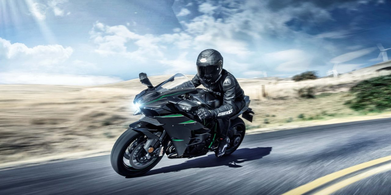 Kawasaki Inicia A Pré Venda Da Linha 2019 Da Ninja H2 Autoindústria