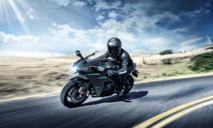Kawasaki inicia a pré-venda da linha 2019 da Ninja H2