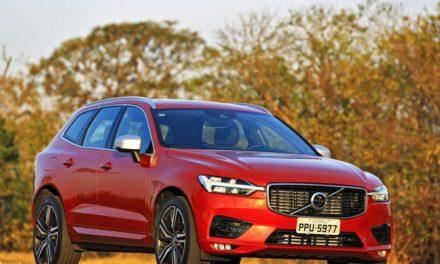 Volvo Cars registra recorde de vendas no País