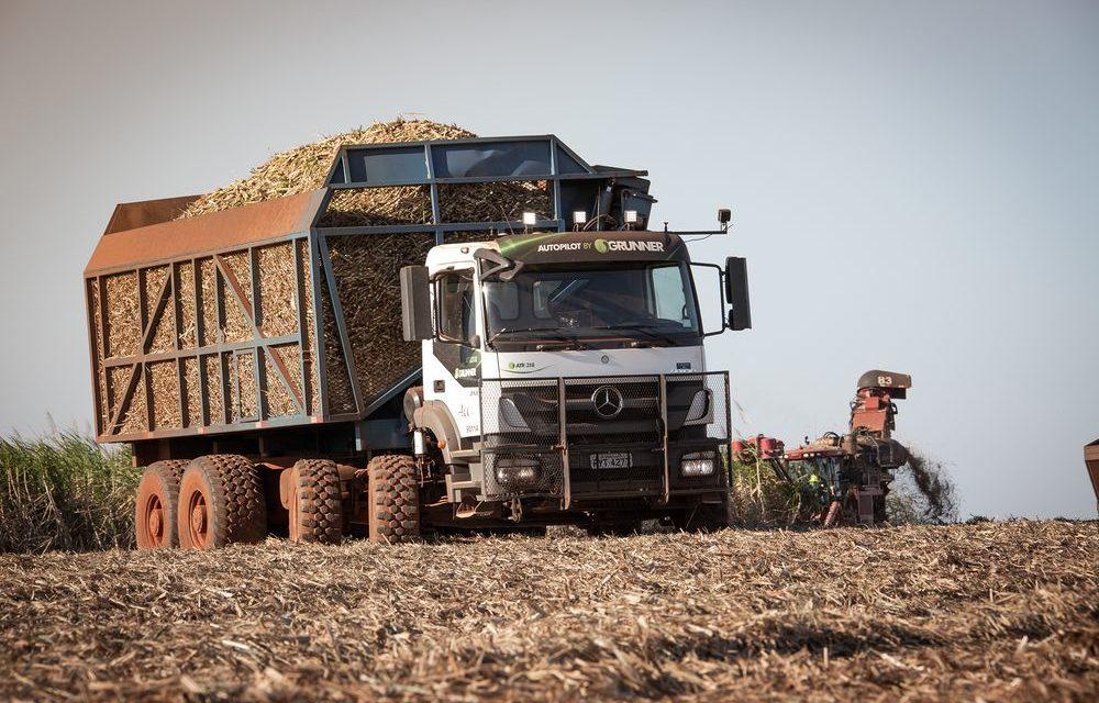 Mercedes-Benz do Brasil lança os caminhões autônomos