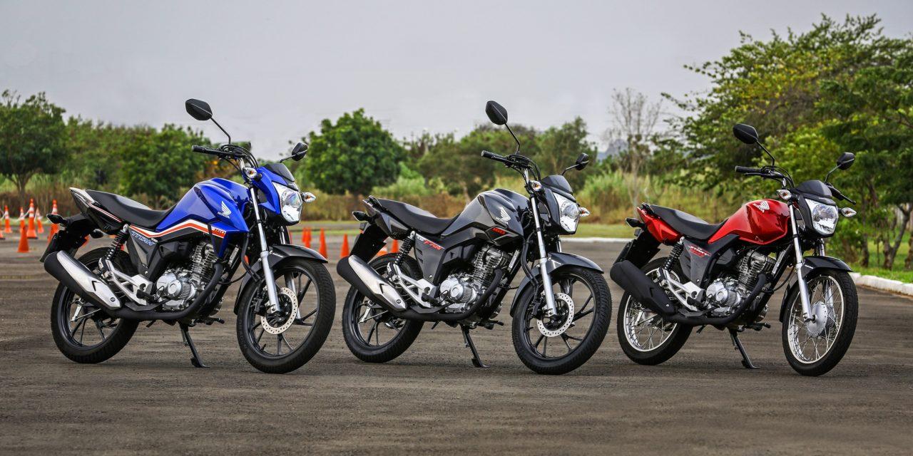 Semestre acima das expectativas na indústria de motos