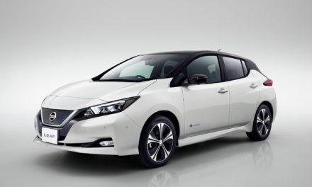 Novo Leaf será destaque da Nissan no Salão do Automóvel