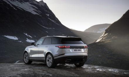 Range Rover Velar ganha motor 2.0