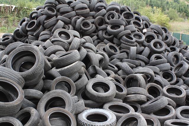 Brasil reciclou cerca de 92 milhões de pneus no ano passado