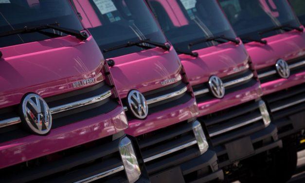 VW Delivery 11.180 tem mais da metade das vendas de médios