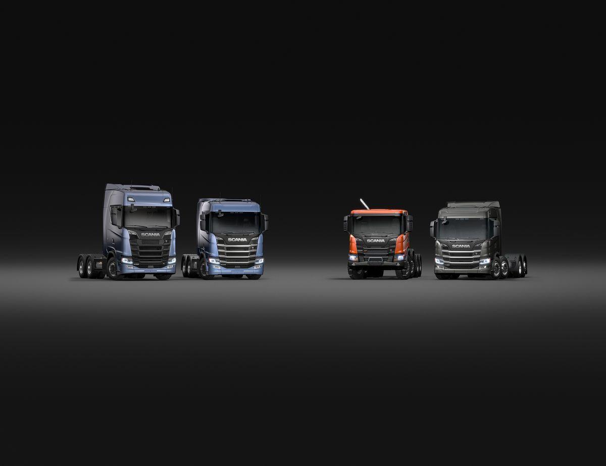 Scania - lançamento nova geração