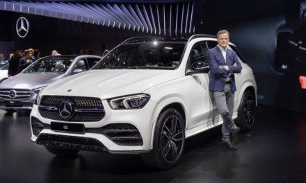 Mercedes-Benz inicia ofensiva elétrica nos EUA