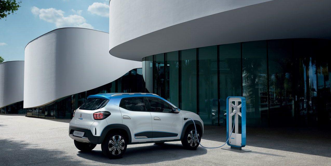 Renault amplia gama de elétricos