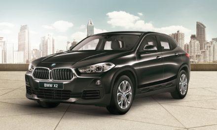 BMW X2 com motor flex chega ao Brasil por R$ 192 mil