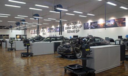 BMW inaugura academia de capacitação profissional